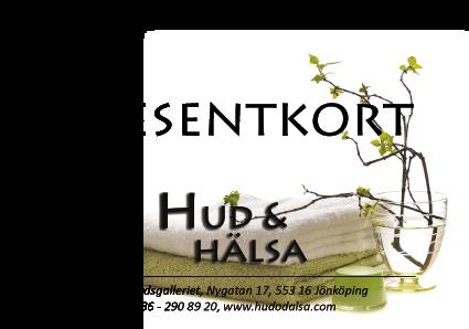 hud och hälsa jönköping
